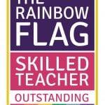 Rainbow Flag Skilled Teacher Award