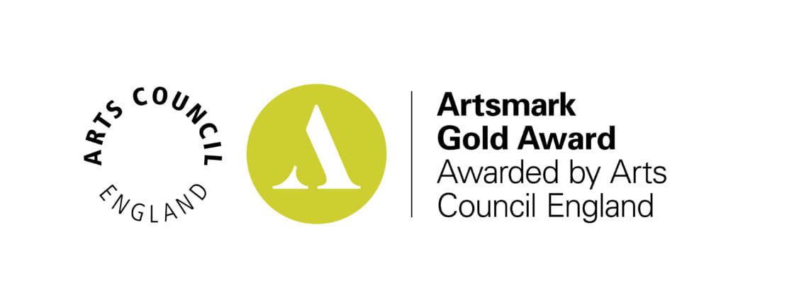 Arts Mark Gold Logo